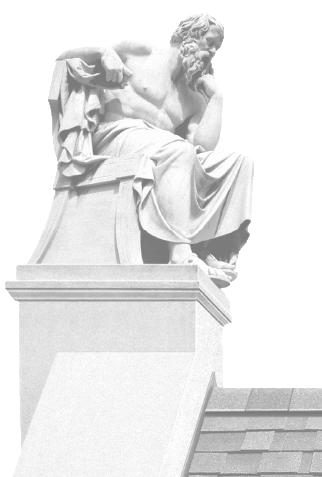 iko-tegola-bitumenska-krovna-sindra-statua