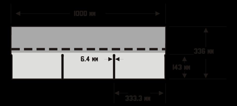 Tegola - ilustracija vrste Superglass