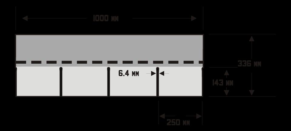Tegola - ilustracija vrste Armourglass