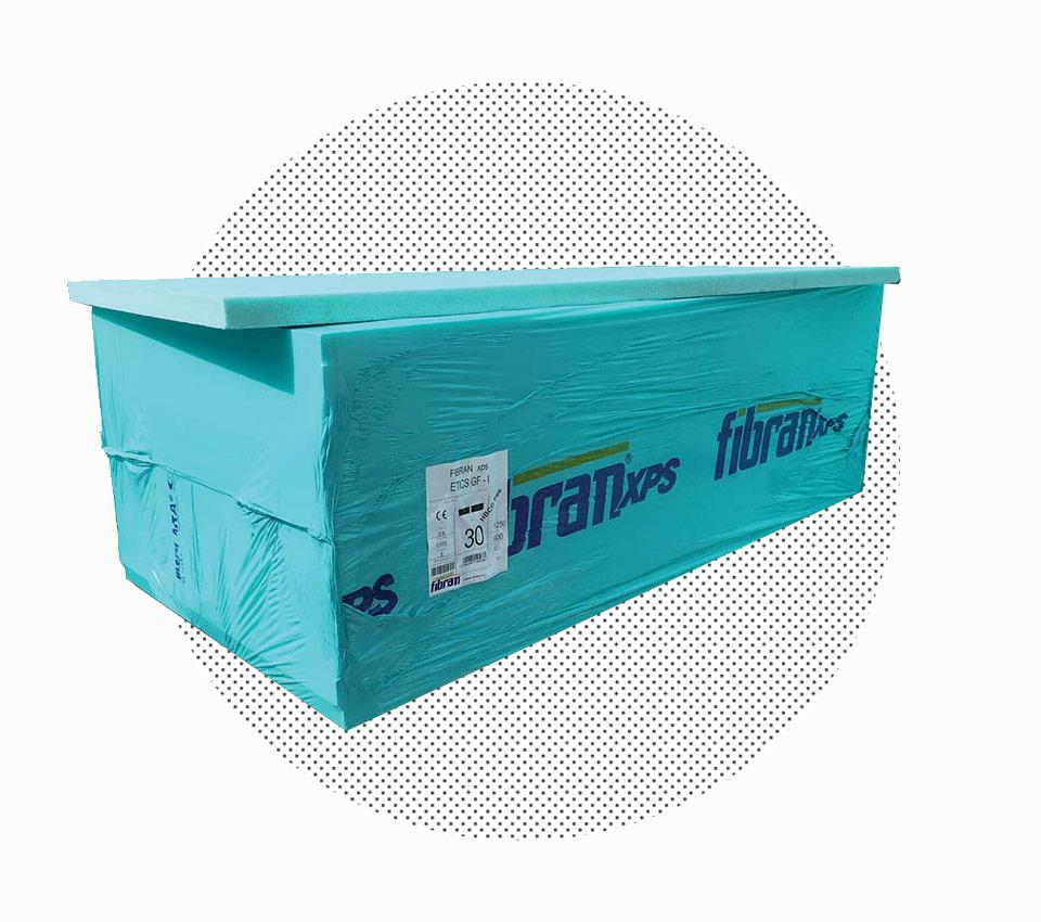 Pakovanje Fibran XPS