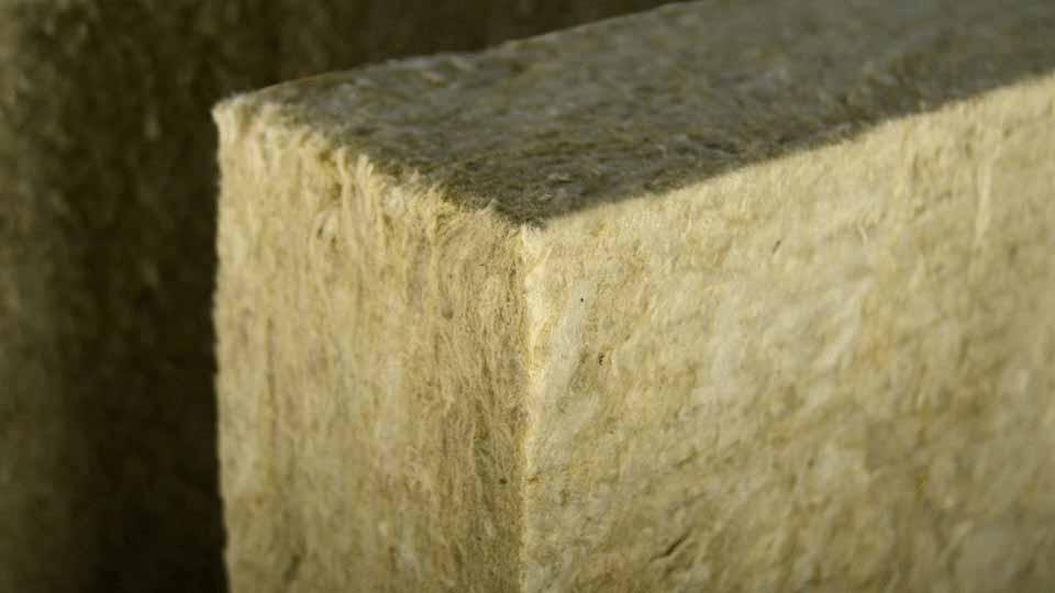 Tvrdopresovana kamena vuna