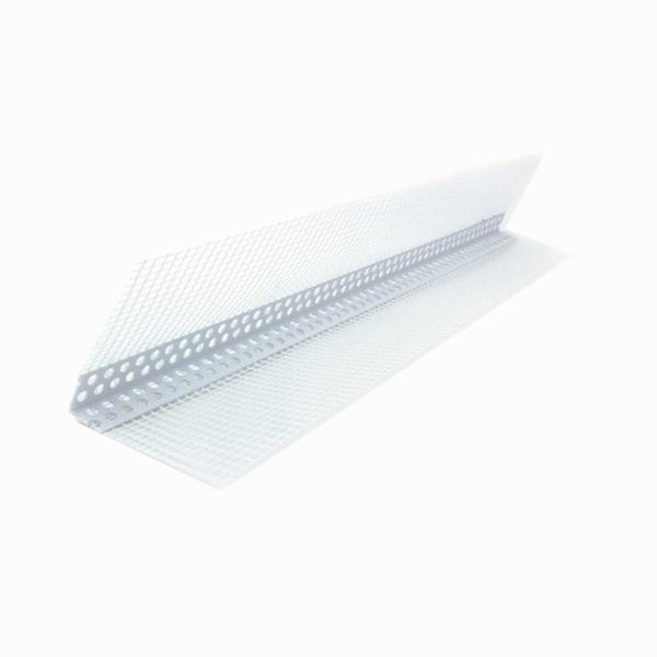 PVC ugaona lajsna za fasadu sa mrežicom