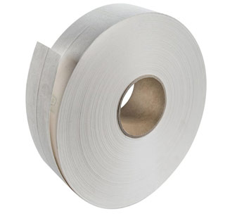Mikroperforisana papirna traka za ojačanje i zaštitu konusnih spojeva gips-kartonskih ploča