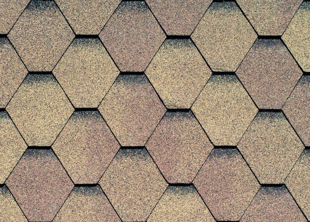 Tegola ArmourShield HEX (70) - Ultra Granitno Siva